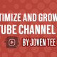 5 tips to optimize and grow your YouTube channel for 2021