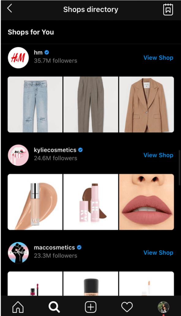 Instagram checkout 1