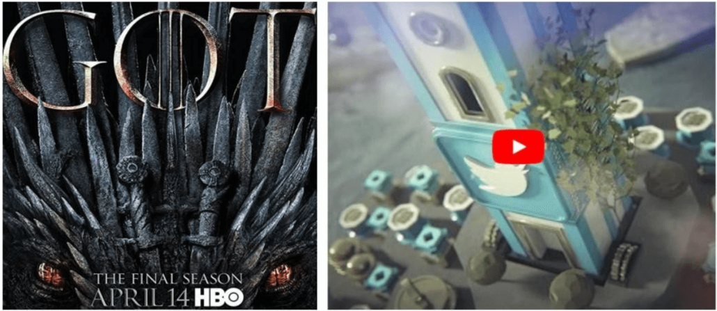 HootSuite leverages pop culture-Game of Thrones