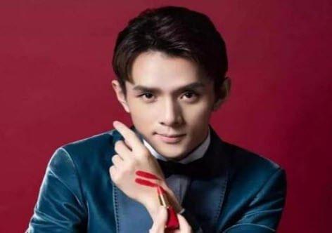 Male beauty blogger Li Jiaqi