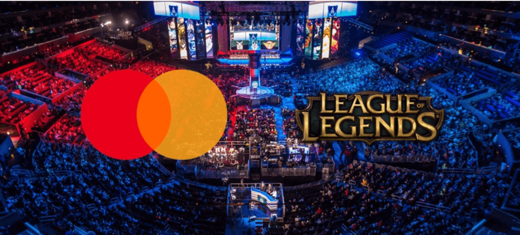 Mastercard brand deal with League of Legends – Source Twitter.com-lolesports