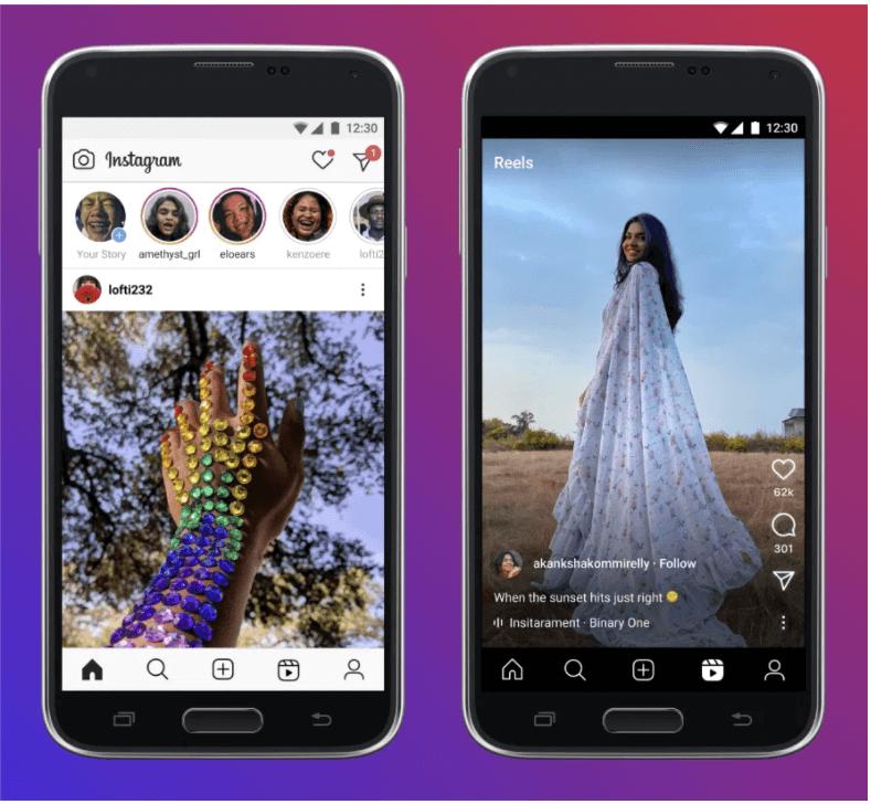 The new Instagram Lite app